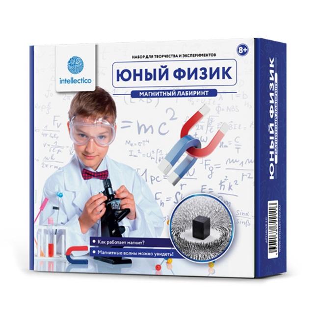 Набор физика - Магнитный лабиринт от Toyway