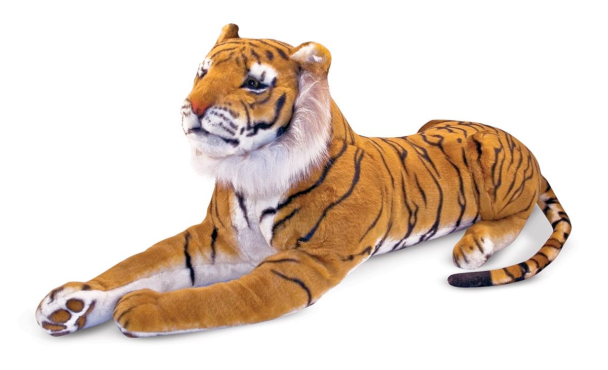 Мягкая игрушка «Тигр», 170 х 51 см.Большие игрушки (от 50 см)<br>Мягкая игрушка «Тигр», 170 х 51 см.<br>