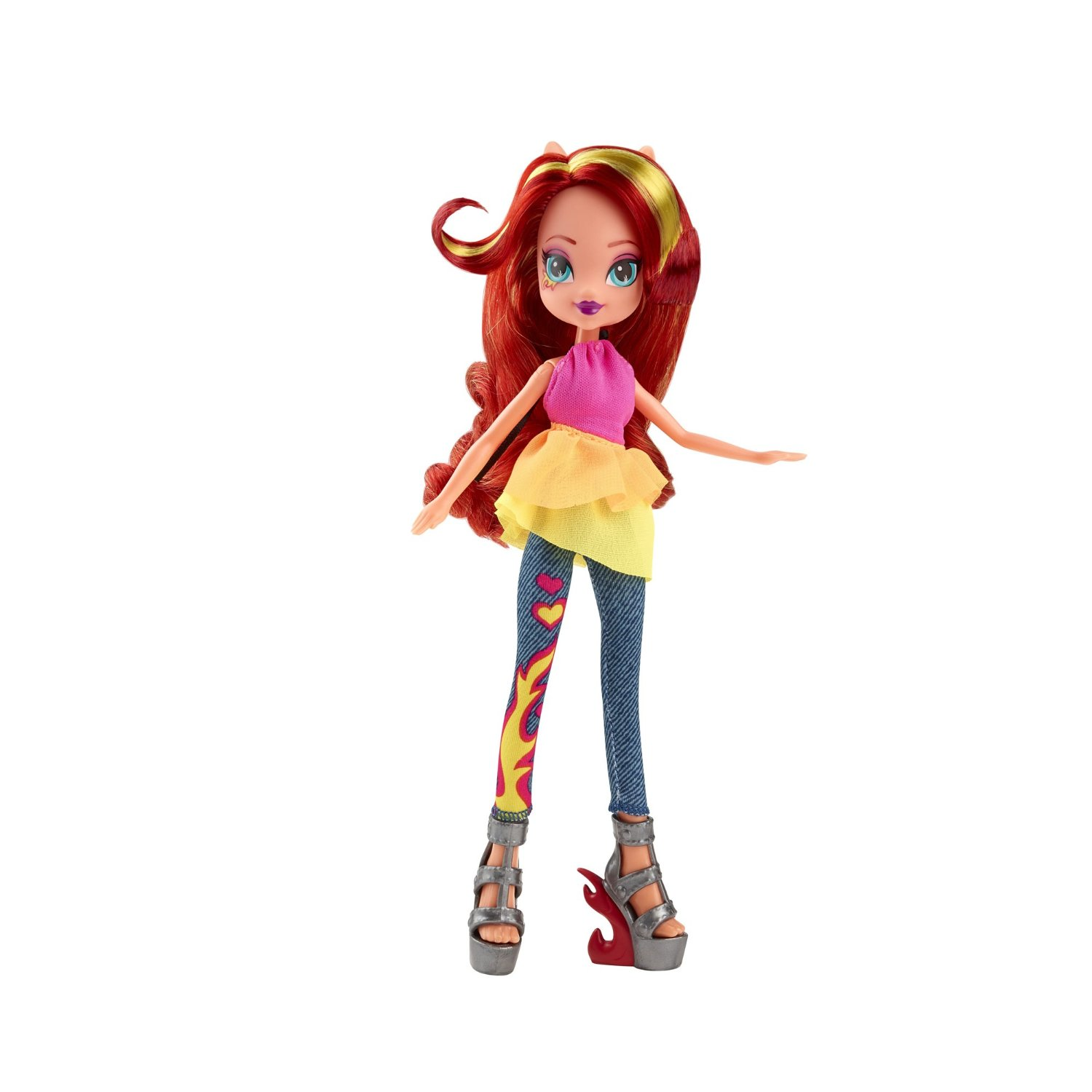 Кукла-пони «Sunset Shimmer» My Little Pony