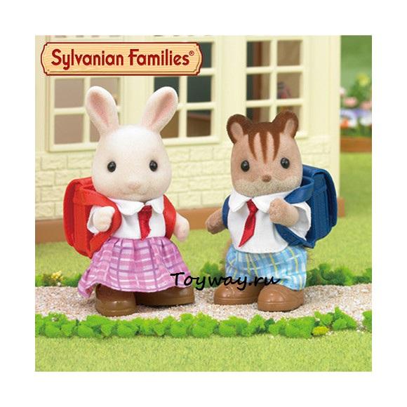 Sylvanian Families - Школьные друзья от Toyway