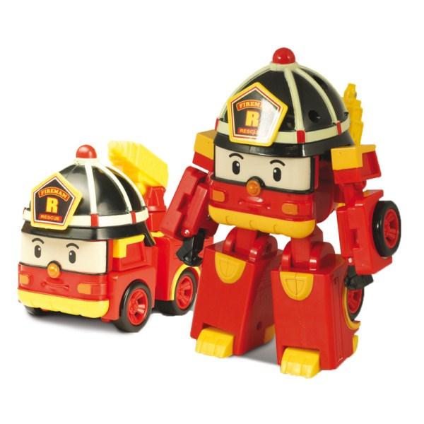Игрушка – трансформер Рой, 10 см - Robocar Poli. Робокар Поли и его друзья, артикул: 24264