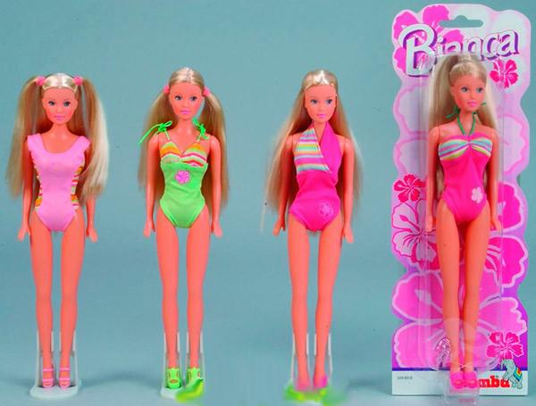 Кукла Бьянка - подруга ШтеффиКуклы Steffi (Штеффи)<br>Кукла Бьянка - подруга Штеффи<br>