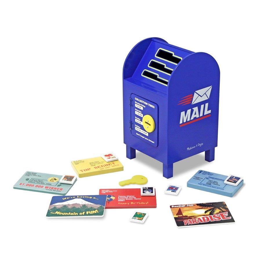 Почтовый ящик-сортировщик из серии
