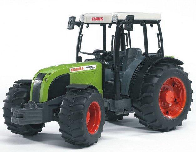 Трактор Bruder Claas Nectis 267 FИгрушечные тракторы<br>Трактор Bruder Claas Nectis 267 F<br>