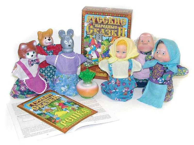 Кукольный театр РепкаДетский кукольный театр <br>Кукольный театр Репка<br>