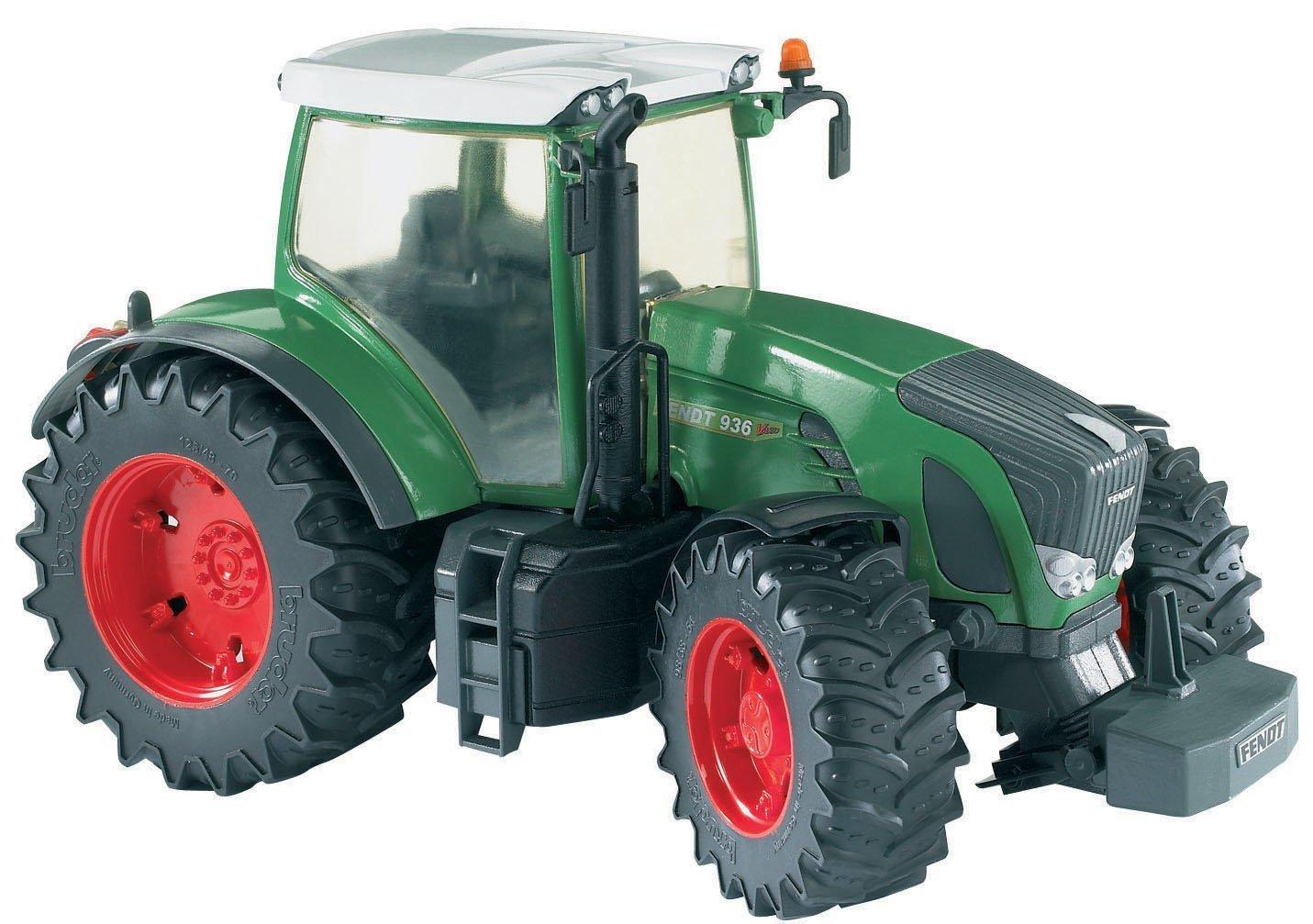 Игрушечный трактор Bruder Fendt 936 VarioИгрушечные тракторы<br>Игрушечный трактор Bruder Fendt 936 Vario<br>