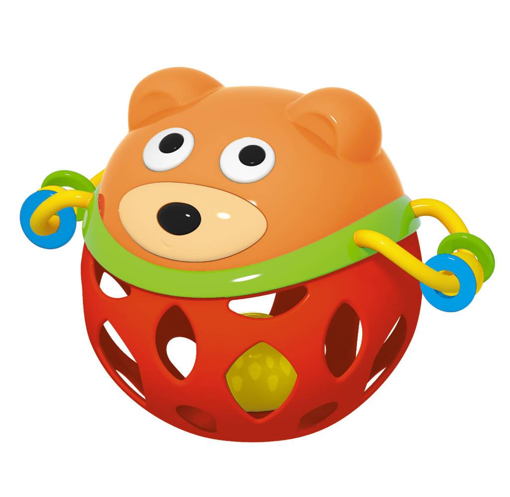 Погремушка-прорезыватель - ПузатикДетские погремушки и подвесные игрушки на кроватку<br>Погремушка-прорезыватель - Пузатик<br>