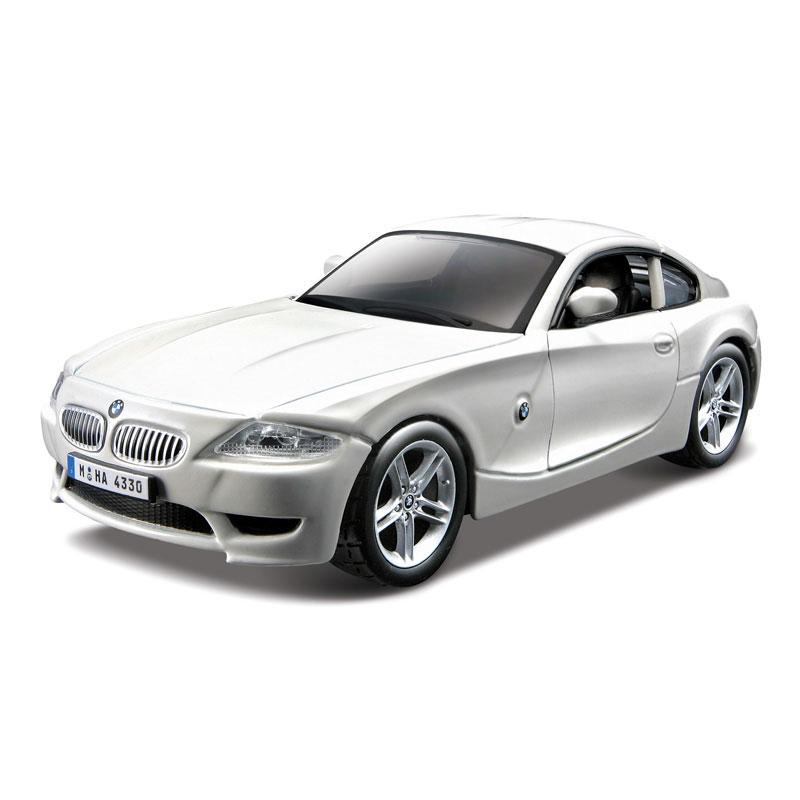 Машина BMW Z4 M Coupe, металлическая, масштаб 1:32BMW<br>Машина BMW Z4 M Coupe, металлическая, масштаб 1:32<br>