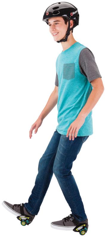 Ролики на обувь Jetts, зелёные - Роликовые коньки детские, артикул: 141108