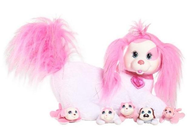Собачка Рокси и ее щенкиИнтерактивные животные<br>Собачка Рокси и ее щенки<br>