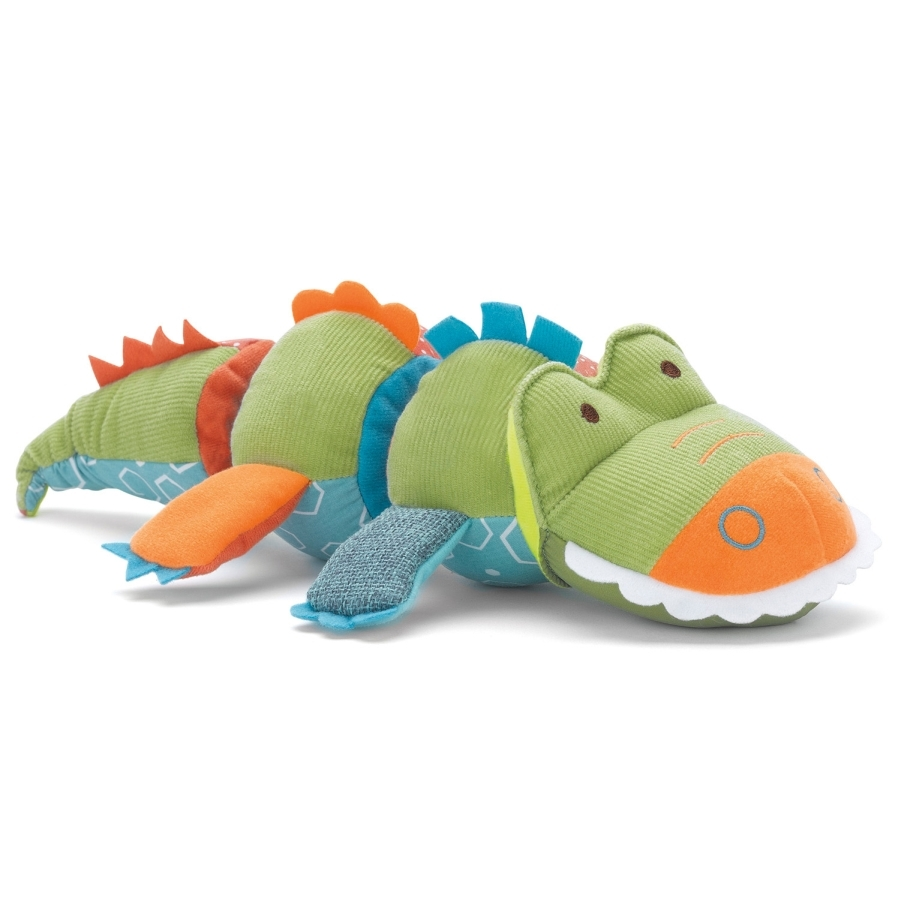 Развивающая игрушка - КрокодилДетские погремушки и подвесные игрушки на кроватку<br>Развивающая игрушка - Крокодил<br>