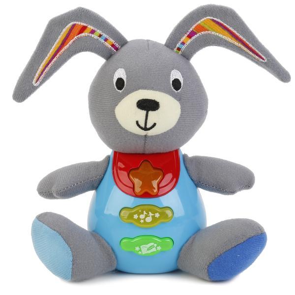 Купить Обучающая игрушка - Зайка свет, звук, Умка