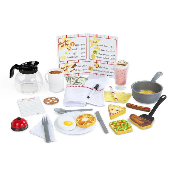 Набор ресторан – Серия Готовь и играйАксессуары и техника для детской кухни<br>Набор ресторан – Серия Готовь и играй<br>