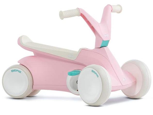 Картинг для детей Berg Go2, розовый