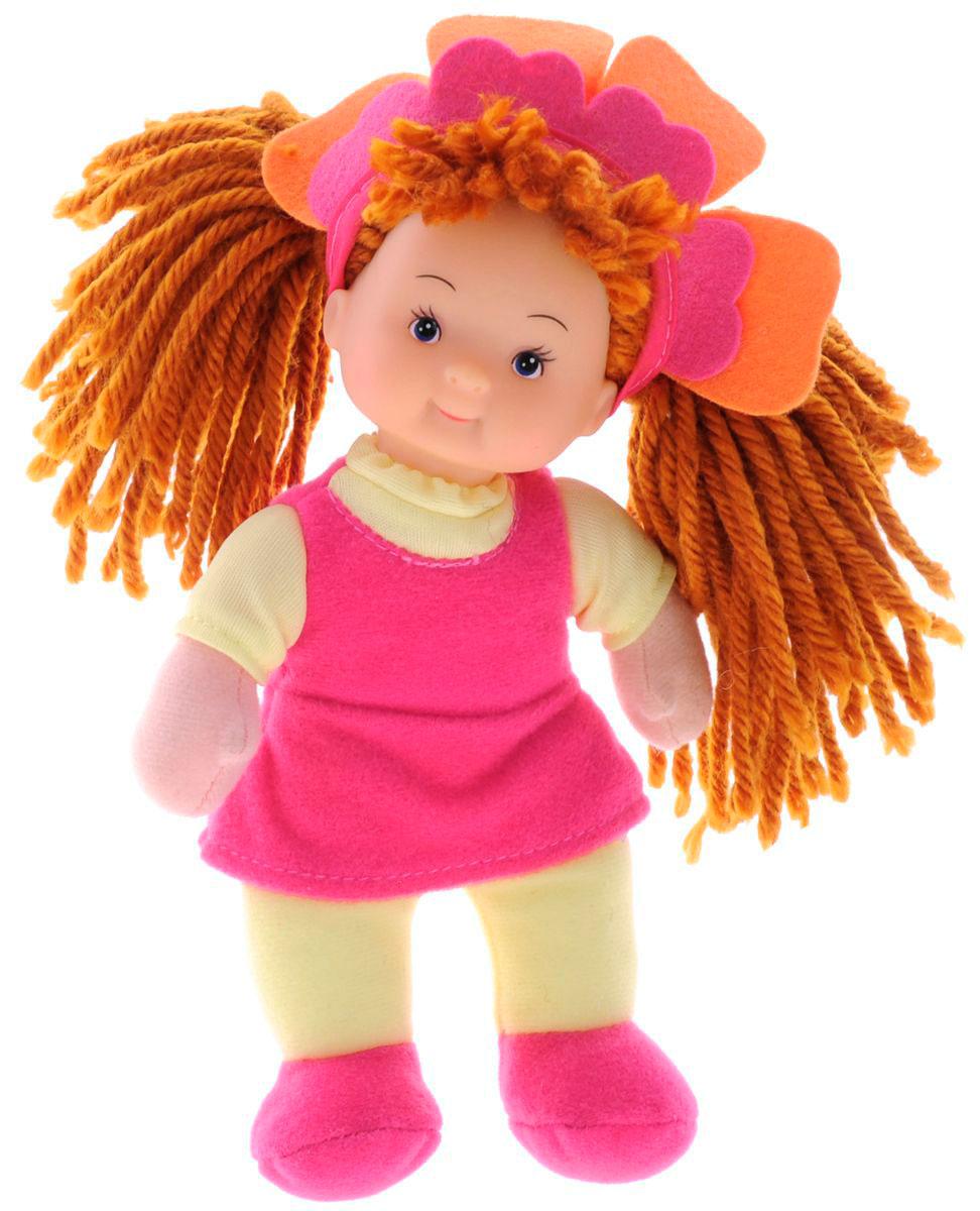 Кукла мягкая - Little Flower Dolly, 6 видовМягкие куклы<br>Кукла мягкая - Little Flower Dolly, 6 видов<br>