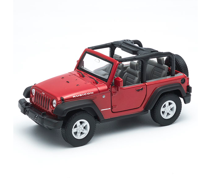 Модель машины Jeep Wrangler Rubicon от Toyway