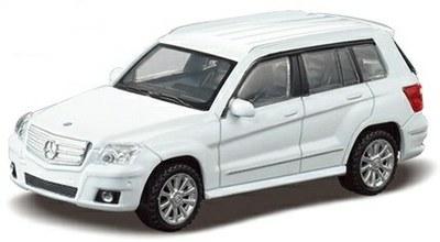 Металлическая машинка Mercedes GLK-Class масштаб 1:43Mercedes<br>Металлическая машинка Mercedes GLK-Class масштаб 1:43<br>
