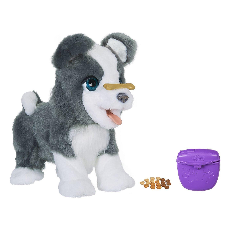 Купить Интерактивная игрушка FurReal Friends - Щенок Хаски Рикки, Hasbro