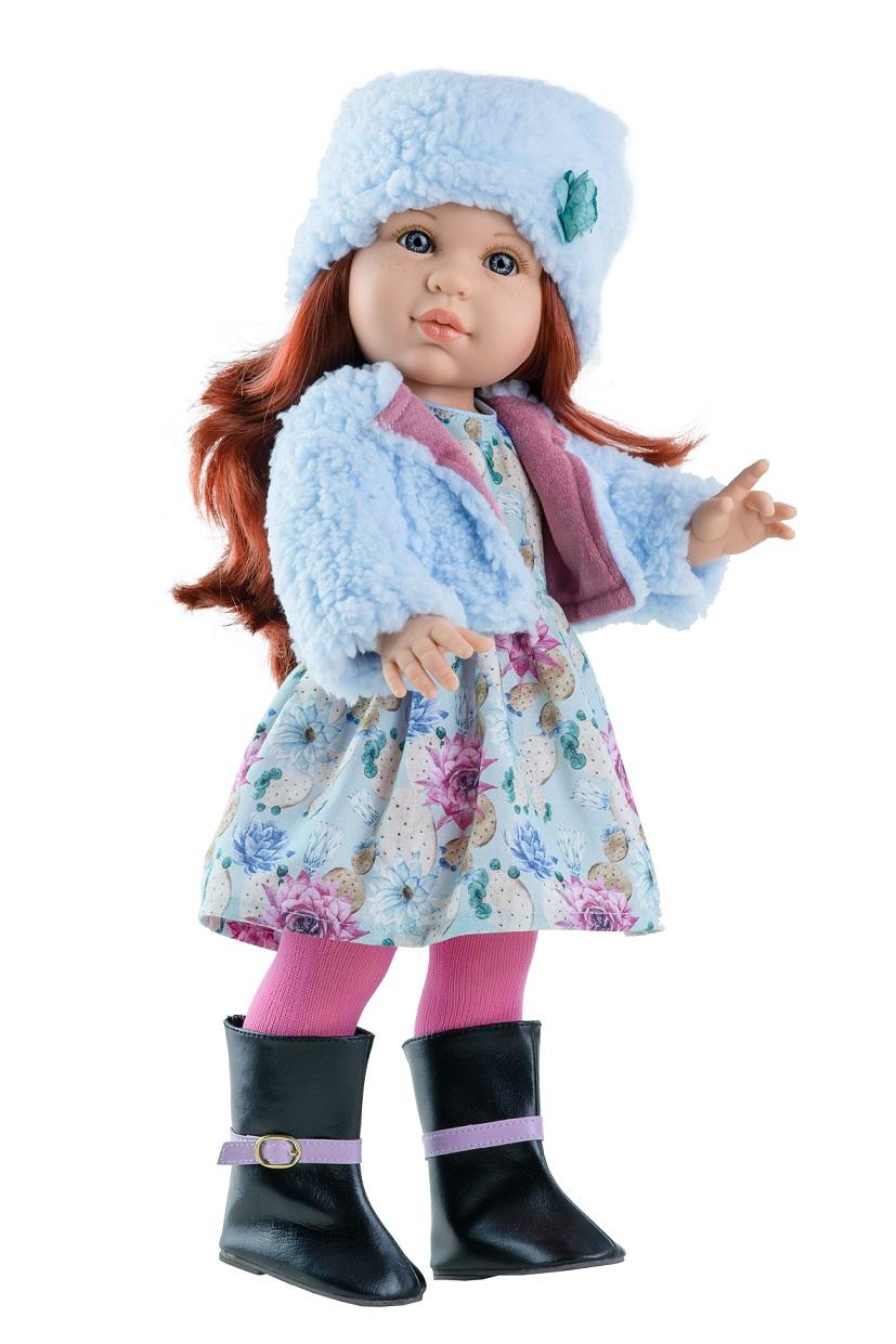 Купить Кукла Бекки, 42 см, Paola Reina