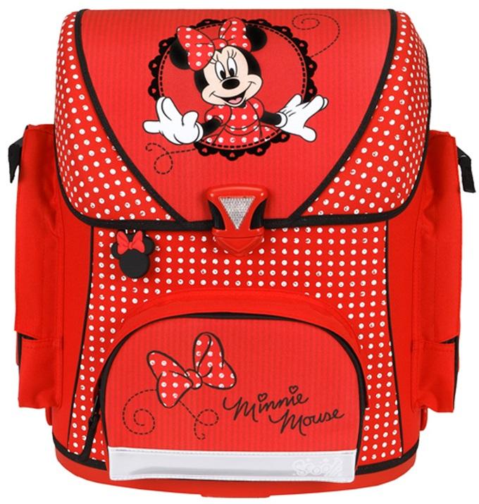 Детский ранец Scooli Minnie MouseШкольные рюкзаки<br>Детский ранец Scooli Minnie Mouse<br>