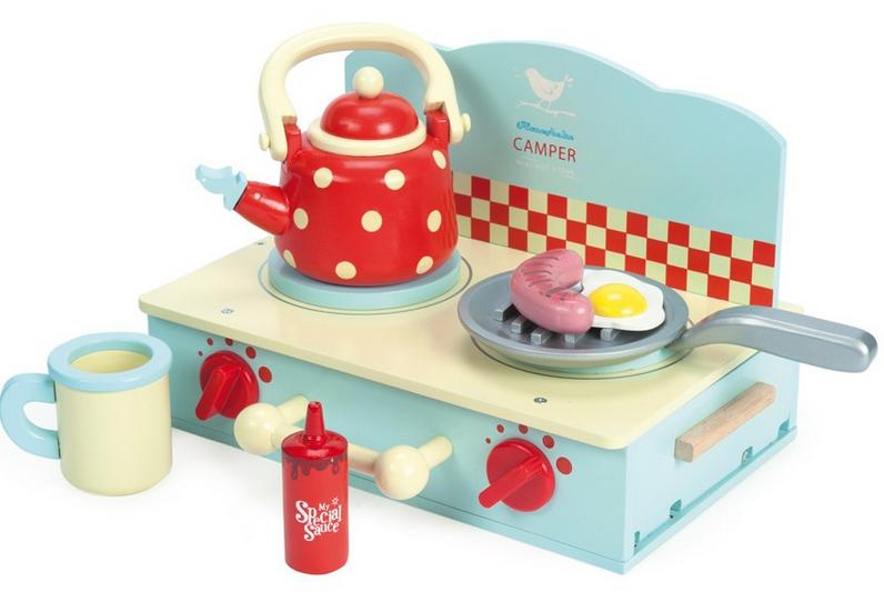 Игровой набор деревянный «Плита»Аксессуары и техника для детской кухни<br>Игровой набор деревянный «Плита»<br>