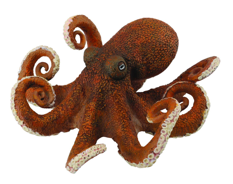 Фигурка Gulliver Collecta - ОсьминогМорской мир (Sea life)<br>Фигурка Gulliver Collecta - Осьминог<br>