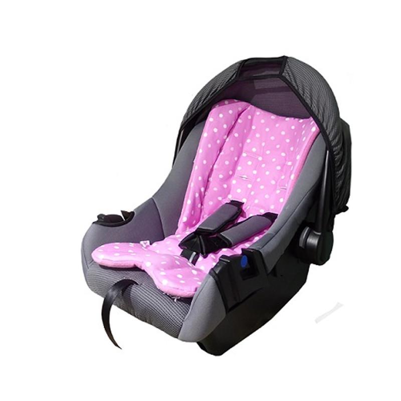 Чехол - вкладыш универсальный - Mini Color+, розовый, двухстороннийАксессуары к коляскам<br>Чехол - вкладыш универсальный - Mini Color+, розовый, двухсторонний<br>