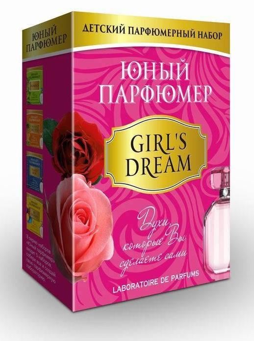 Набор Юный Парфюмер - Girl`S DreamЮный парфюмер<br>Набор Юный Парфюмер - Girl`S Dream<br>