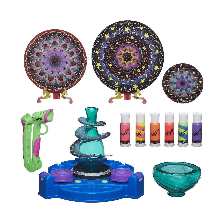 Набор для творчества DOHVINCI «Студия дизайна с подсветкой»Пластилин Doh-Vinci от Play-Doh<br>Набор для творчества DOHVINCI «Студия дизайна с подсветкой»<br>