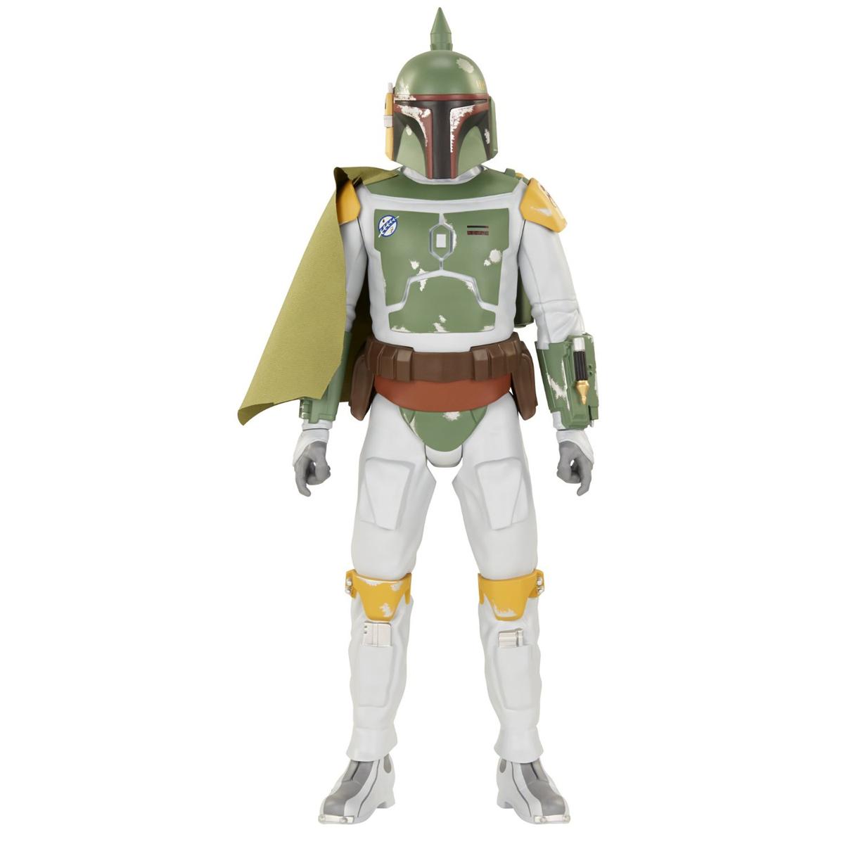 Большая фигурка Боба Фетта - Звёздные воиныИгрушки Star Wars (Звездные воины)<br>Большая фигурка Боба Фетта - Звёздные воины<br>