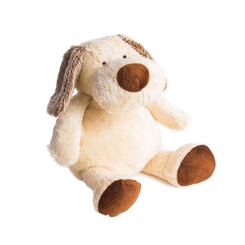 Купить Мягкая игрушка - Щенок Санти, 26 см, Button Blue