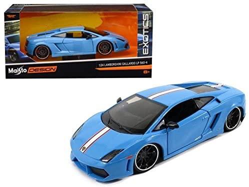 Модель машины - Lamborghini Gallardo LP 560-4, 1:24 фото