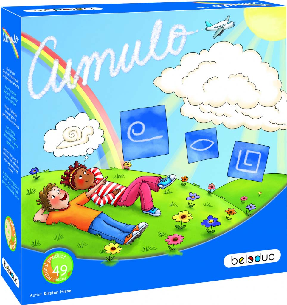 картинка Развивающая игра - Кумуло от магазина Bebikam.ru