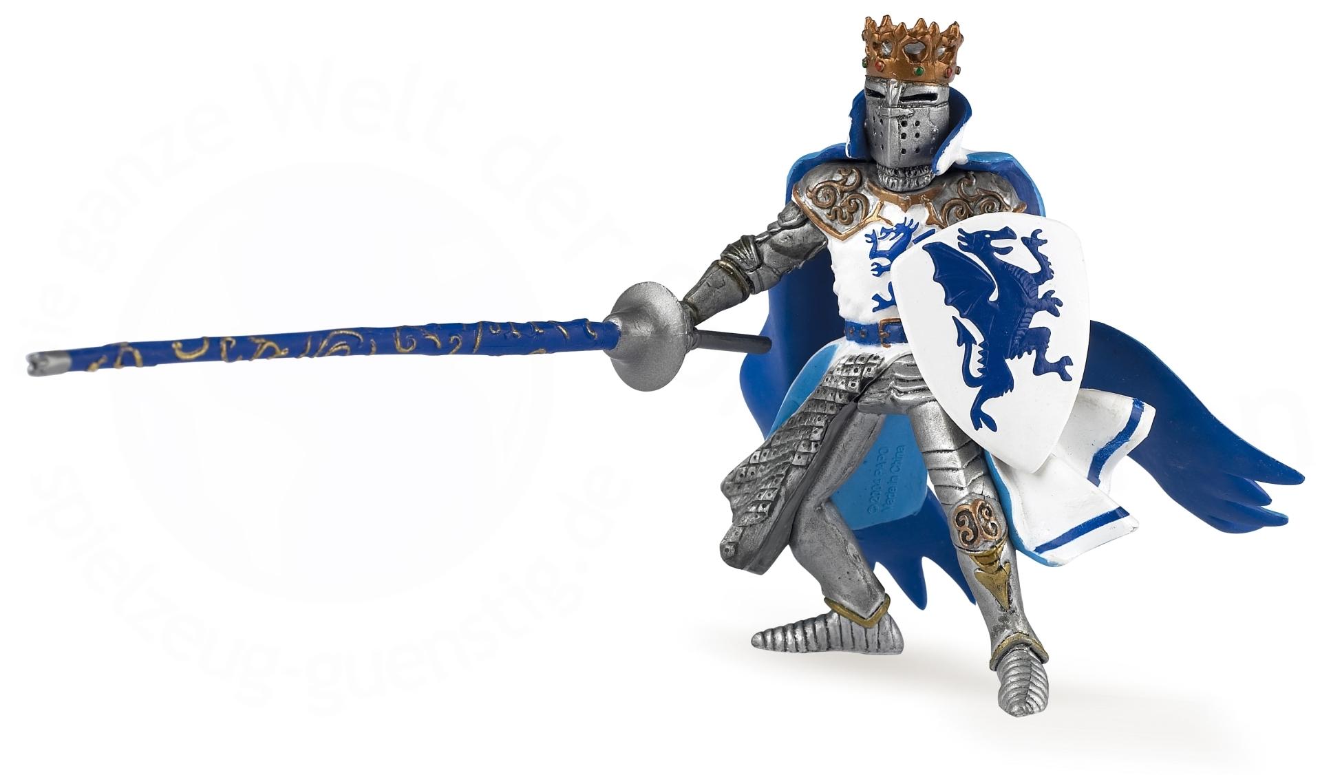 Фигурка Король драконов в синемФигурки Papo<br>Фигурка Король драконов в синем<br>