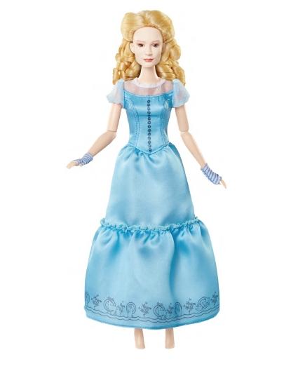 Базовая кукла «Алиса в стране чудес» в голубом платьеКоллекционные куклы<br>Базовая кукла «Алиса в стране чудес» в голубом платье<br>