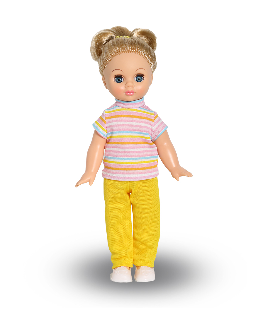 Кукла Эля 23, 30,5 смРусские куклы фабрики Весна<br>Кукла Эля 23, 30,5 см<br>