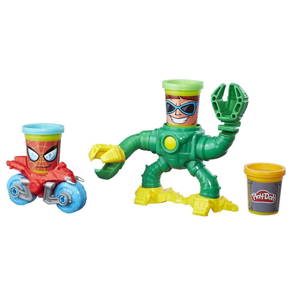 Игровой набор Play-Doh – Человек-ПаукSpider-Man (Игрушки Человек Паук)<br>Игровой набор Play-Doh – Человек-Паук<br>