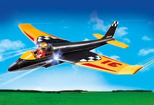 Самолет для игр на открытом воздухе: Скоростной планер от Toyway