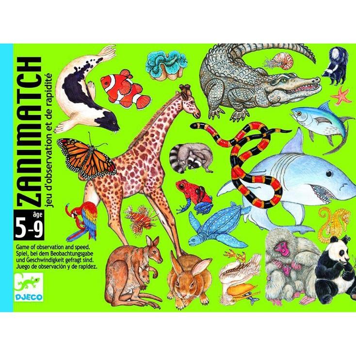 Детская настольная карточная игра - ЗанимачИгры для компаний<br>Детская настольная карточная игра - Занимач<br>