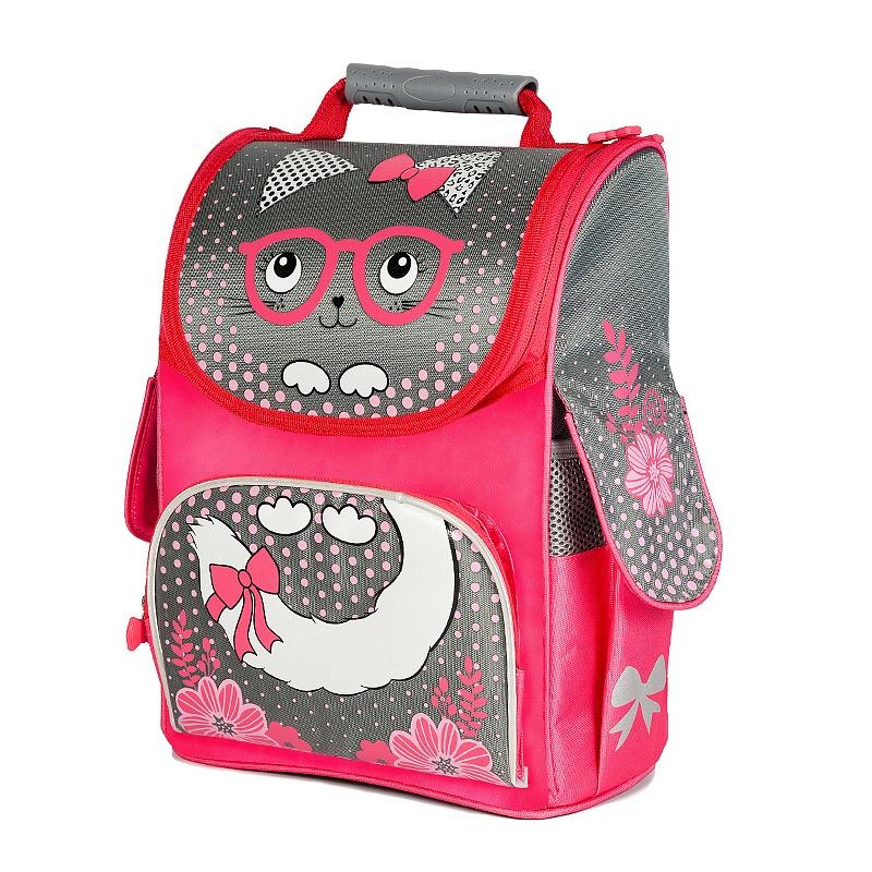 Рюкзак - Котенок в очкахШкольные рюкзаки<br>Рюкзак - Котенок в очках<br>
