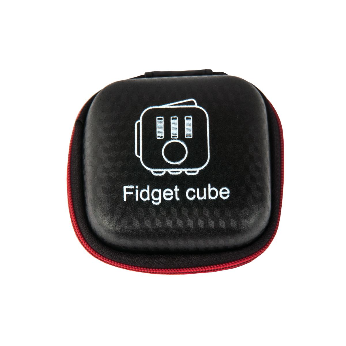 Кейс-футляр для Fidget CubeАнтистресс кубики Fidget Cube<br>Кейс-футляр для Fidget Cube<br>