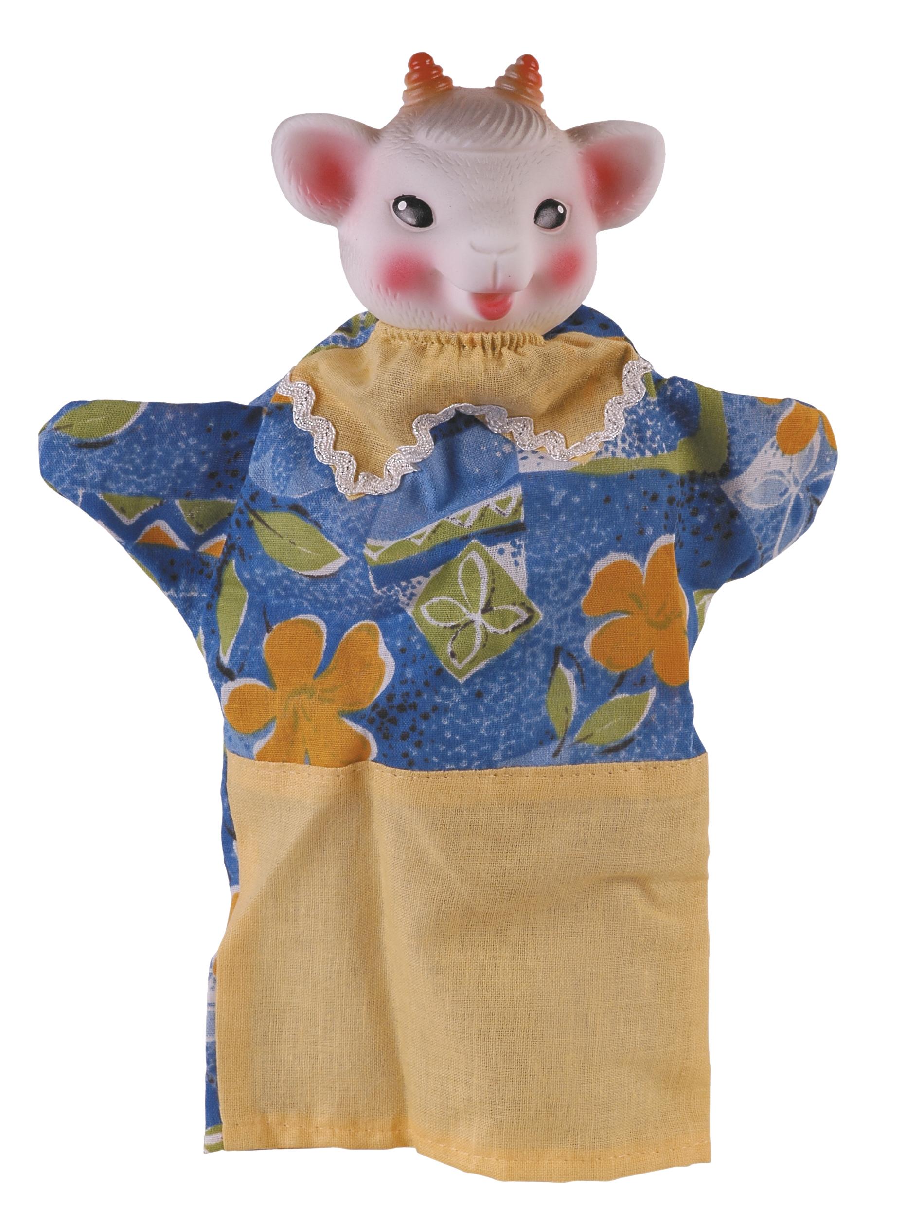 Кукла-перчатка – Козленок, 28 смДетский кукольный театр <br>Кукла-перчатка – Козленок, 28 см<br>