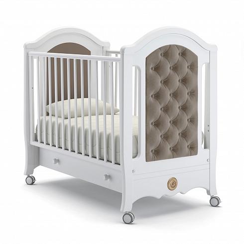 Детская кровать - Nuovita Grazia, bianco/белый