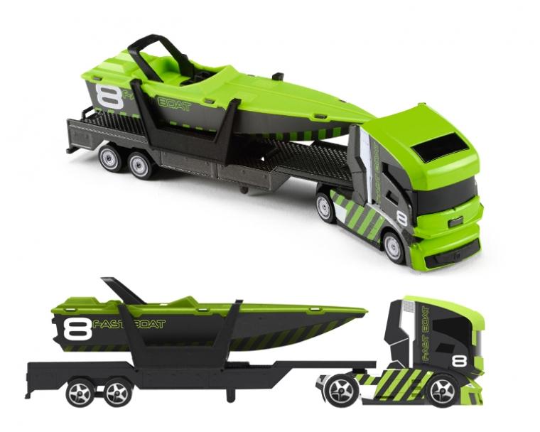 Детский игрушечный транспортёрТрейлеры<br>Детский игрушечный транспортёр<br>