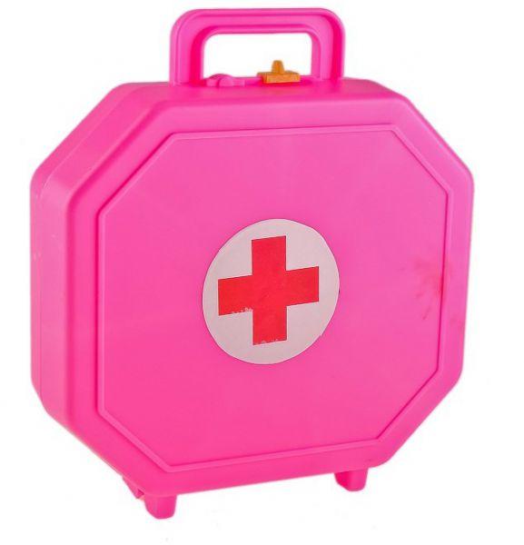 Игровой набор - Медицинский чемоданчик, 8 предметов.Наборы доктора детские<br>Игровой набор - Медицинский чемоданчик, 8 предметов.<br>