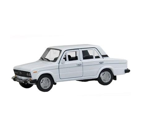 Коллекционный металлический автомобиль модели LADA 2106, масштаб 1:34-39LADA<br>Коллекционный металлический автомобиль модели LADA 2106, масштаб 1:34-39<br>