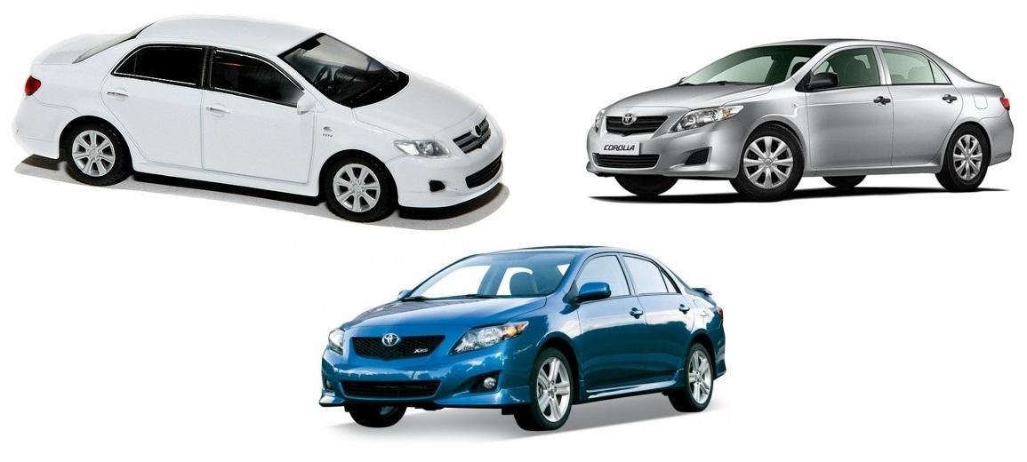 Коллекционная машинка Toyota Corolla, масштаб 1:34-39Toyota<br>Коллекционная машинка Toyota Corolla, масштаб 1:34-39<br>