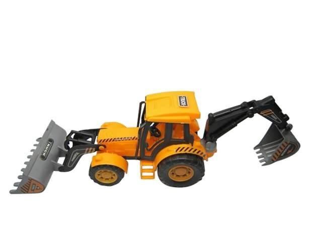 Трактор инерционный, JUNFA TOYS  - купить со скидкой