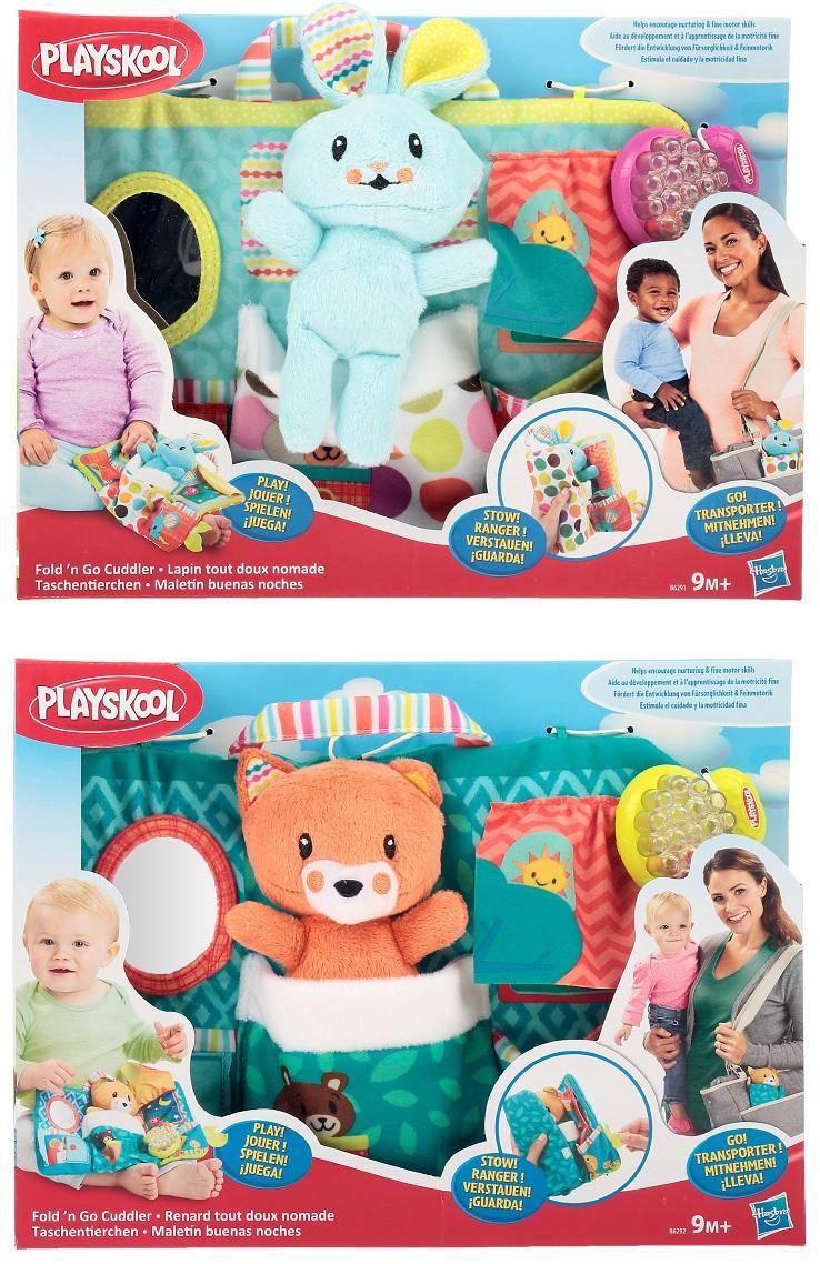 Первые плюшевые друзья Hasbro Playskool от Toyway