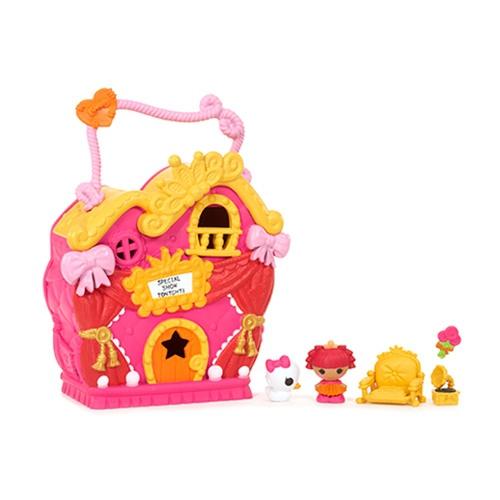 Игровой набор Домик принцессы с малюткой LalaloopsyМалютки Lalaloopsy<br>Игровой набор Домик принцессы с малюткой Lalaloopsy<br>